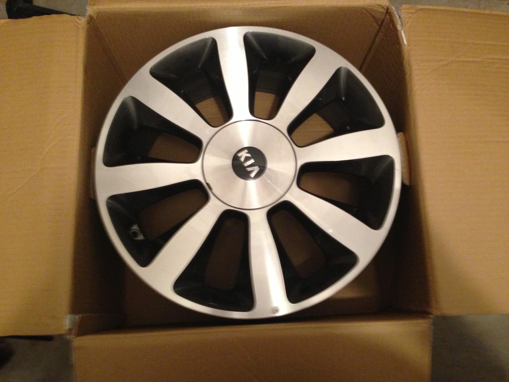 [FS] : SOLD Luxury Wheels from 2013 Optima SX w/ Premium ...